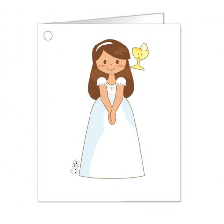 Carte Cadeau Communion Fille (18)