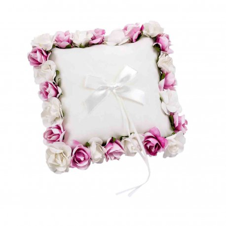 Mariage Coussin Alliance