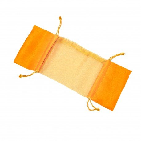 Sachet Organza Orange Original