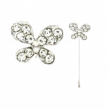 Broche Boutonniere Mariage