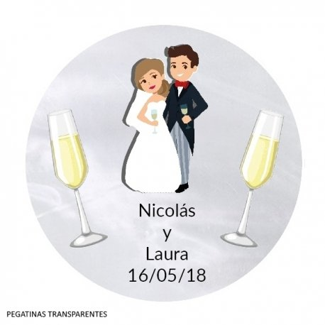Stickers pour Mariage (20)